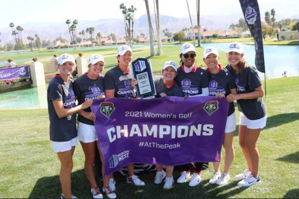 UNM Lobo women win Mountain West Golf Title