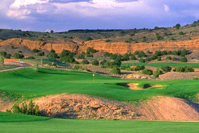 Site of 2022 Womens PGA Cup Twin Warriors
